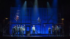 West Side Story. San Diego Musical Theatre. Scenic design by Sean Fanning. 2015