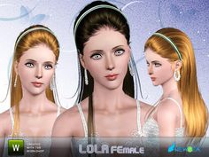 """""""Lola"""" by Newsea.  Subscriber only.  Female for all ages but Toddler."""