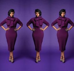 4 K Mills Collection Signature Bow Dress