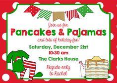 And pajamas on pinterest pajama party pancake party and pajamas