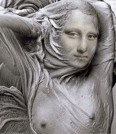 Mona Lisa -   La Gioconda velata.jpg by tutincommon, via Flickr
