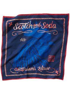 Bandana's (trioverpakking) | Accessoires | Herenkleding bij Scotch & Soda