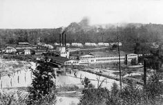 Wausau Paper Mills | Photograph | Wisconsin Historical Society