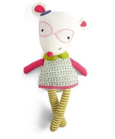 Pixie  Finch - Soft Chime Toy - Pixie