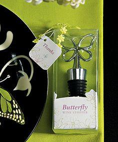 butterfly wine stopper