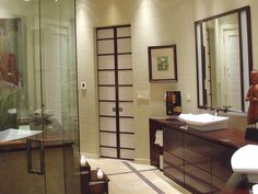 Get inspiration from HGTV for transforming plain interior doors into integral parts of your home's design.