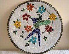 Prato decoratico Beija Flor *40 cm