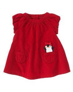pocket corduroy dress