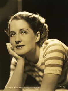 "Incredible actress, Norma Shearer.    The movie ""Marie Antoinette"", with Tyrone Power, is a must see."