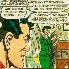 43 Out-Of-Context Comic Panels That Prove All Superheroes Have Dirty Minds