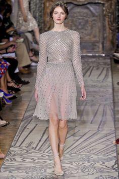 【Fashion】Valentino Haute Couture F/W 2011/2012 Paris - Fashion and Design --YOHO.CN