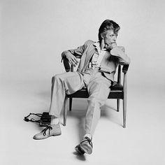 """105 Likes, 2 Comments - Ziggy Stardust (@deividboui) on Instagram: """"David by Terry O'Neill  #davidbowie"""""""