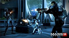 MASS EFFECT 3 - FIREFIGHT DLC SCREENS - PS3 XBOX360 PC