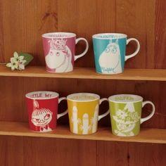ムーミンのマグカップ 通販のベルメゾンネット Moomin, Mugs, Tableware, Dinnerware, Tumblers, Tablewares, Mug, Dishes, Place Settings