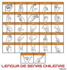 ¿ Querés aprender la lengua de señas?