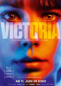VICTORIA, Sebastian Schippers rauschhafter Ritt durch eine Berliner Nacht, in einem Take gedreht. Ein Film, der einen mitreißt, ein wahnsinnig intensives Kinoerlebnis mit tollen Darstellern. Man hat das Gefühl, man sei direkt dabei. Wahrlich beeindruckend!