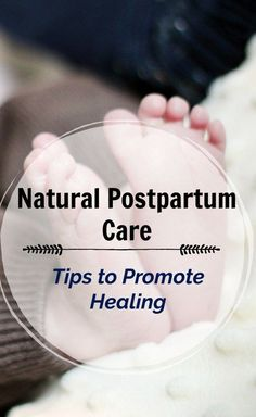 These tips from Grandma's Lavender will help you provide care and promote healing for your bottom, breasts, and baby during the postpartum period.