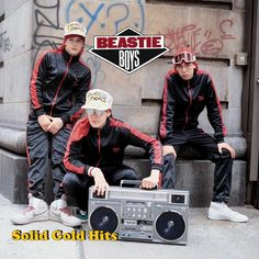 Beastie Boys Solid Gold Hits 2005