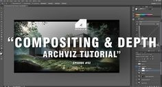 A quick an extensive look on how to composite your simple passes from Vray into a final composition.