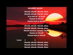 Allunde, Alluia - Nigerian Lullaby This is a practice video for Midway Park Choir students. World Music, Choir, Teacher Stuff, Group, Youtube, Greek Chorus, Choirs, Youtubers, Youtube Movies
