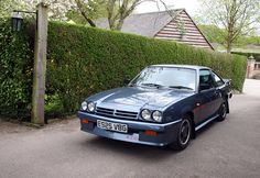 Opel Manta GT/E Exclusive, my Dad's dream car when I was little! #dad #joules