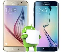 Android Infotech: Samsung Galaxy S6 and S6 Edge Verizon 6.0.1 Marshmallow OTA Update