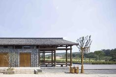 Gallery of Country Shop in Huashu Village / ZHOU Ling Design Studio - 1
