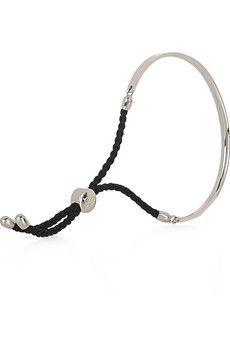 Monica Vinader Fiji sterling silver bracelet | NET-A-PORTER