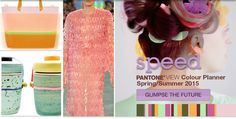 PANTONEVIEW Colour Planner Spring/Summer 2015