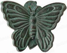 Bronze Butterfly Door knocker