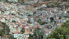Kea - western  cycladic island - filmed in HD 720p