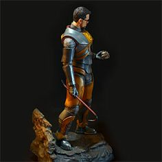 ThinkGeek :: Half-Life Gordon Freeman Statue