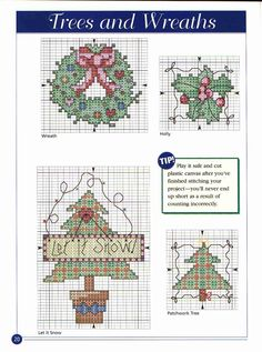 101 CHRISTMAS DESIGNS 20