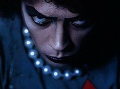 Frank N. Furter (Tim Curry) The Rocky Horror Picture Show (Jim Sharman, Rocky Horror Show, The Rocky Horror Picture Show, Dr Frankenfurter, The Exorcist 1973, Tim Curry, The Mind's Eye, Queen, Halloween Fun, Picture Photo