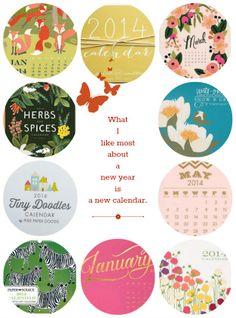 2014 Calendars