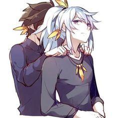 Zestiria - Sorey and Mikleo
