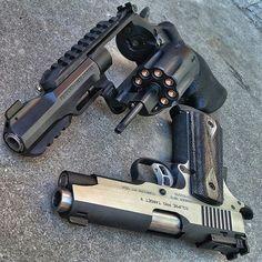 Awesome firepower. | Guns Knives Gear