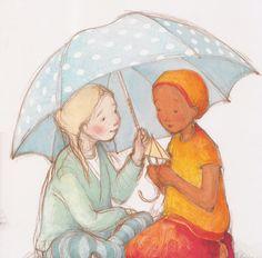 Library Matters: My Two Blankets by Irena Kobald & Freya Blackwood (Illustrator)