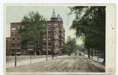 Palatine Hotel, Newburgh, NY