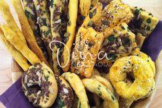 ΚΟΥΛΟΥΡΑΚΙΑ ΜΕ ΚΑΡΟΤΟ ΚΑΙ ΣΠΑΝΑΚΙ – Ντίνα Νικολάου Cheesesteak, Ethnic Recipes, Food, Essen, Yemek, Meals