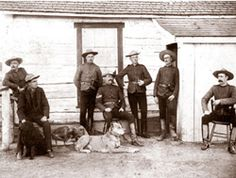 In Canada the immigrant's first contact with officialdom on stepping off the train was often the local North West Mounted Police(later RCMP) detachment. The police would give advice o...