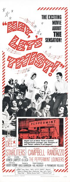 Hey, Let's Twist! (1962)