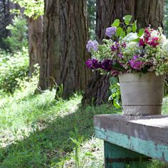 flowers.quenalbertini: Weekend View | French Country Cottage