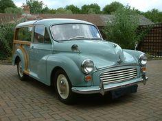 Morris Minor, Old Cars, Automobile, British, Vans, Classic, Vehicles, Beautiful, Vintage