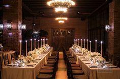 Brides: A Glamorous City Wedding at The Bowery Hotel