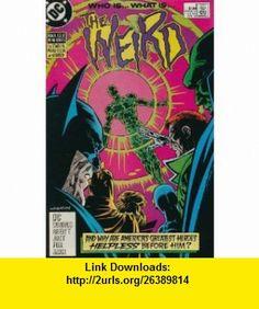 WEIRD ,The # 1-4 complete story (THE WEIRD (1988 DC)) Jim Starlin, Bernie Wrightson ,   ,  , ASIN: B001XE33II , tutorials , pdf , ebook , torrent , downloads , rapidshare , filesonic , hotfile , megaupload , fileserve