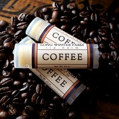 Straight up black coffee. We like to keep ours on our bedside table. It sparks just enough mental association for us to find the energy to get up and make actual coffee in the morning. This balm is de