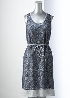 Simply Vera Vera Wang Lace Shift Dress