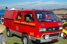 My Doka Syncro Swedish firetruck