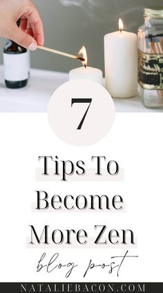 7 tips on how you can become more zen. Design Your Life, Love Your Life, Self Development, Personal Development, Quit Drinking, Life Coaching Tools, Good Marriage, Self Improvement Tips, Starting Your Own Business